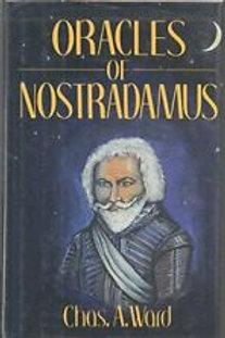 Oracles Of Nostradamus - C A Ward