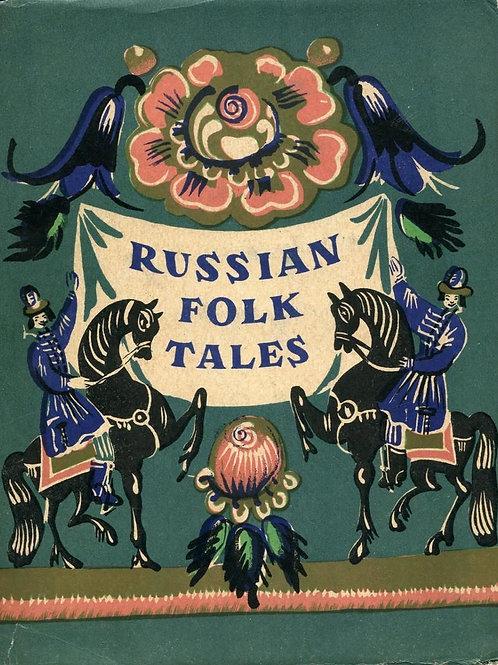 Russian Folk-Tales - Leornard A Magnus
