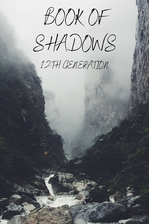 Book of Shadows 12th Generation