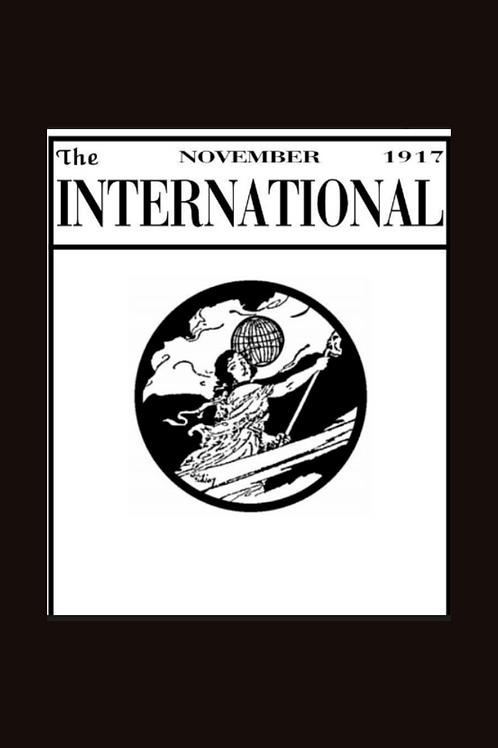 1917-1918 The International Magazine 8 Issues