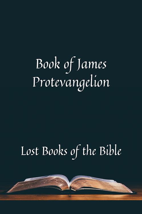 Book of James- Protevangelion