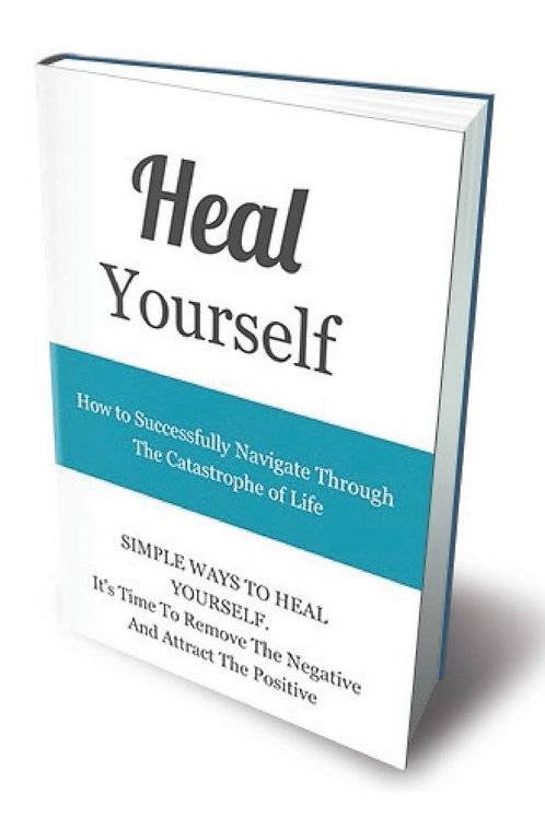 Heal Yourself! How to Remove Toxcity from Around You and Heal