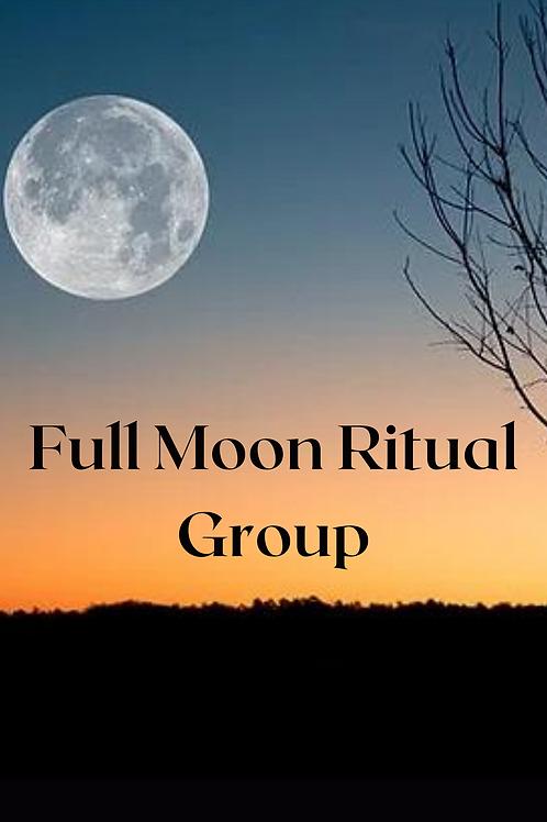 Full Moon Ritual Group