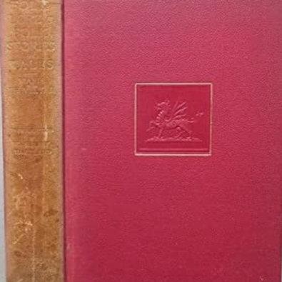 Folk-Lore and Folk-Stories of Wales - E S Hartland 1909