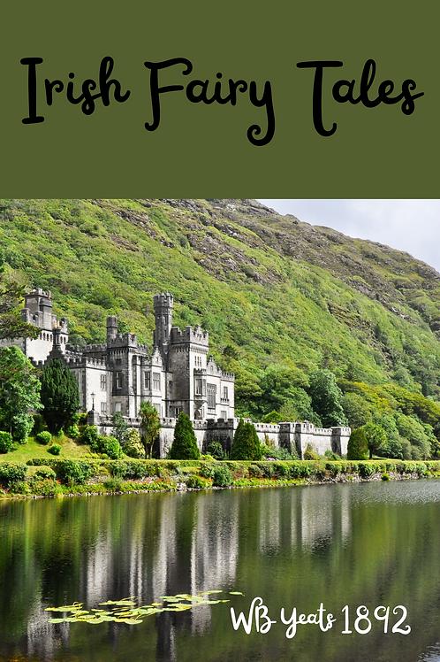 Irish Fairy Tales - WB Yeats 1892