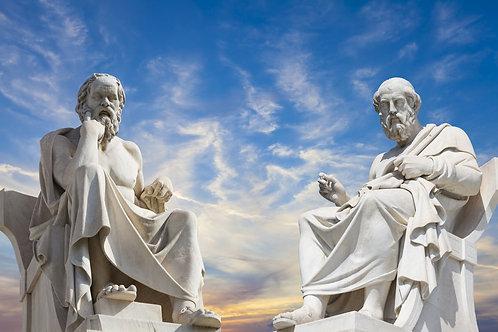History of Greek Philosoply S. F. Alleyn