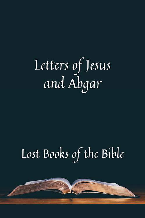Letters of Jesus and Abgar