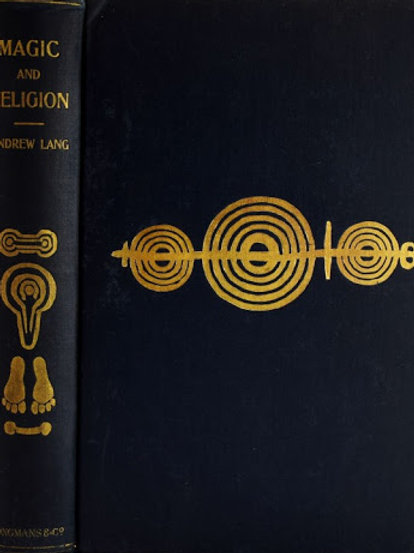 Magic and Religion Andrew Lang 1901