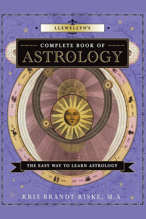Complete Book of Astrology - Kris Brandt Riske