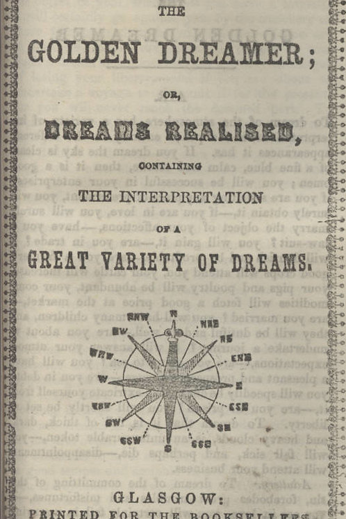 Golden Dreamer or Dreams Realized - J Crawhall