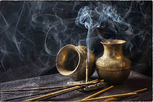 Making Incense 6 Books