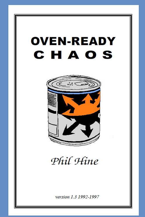 Oven Ready Chaos - Phil Hine