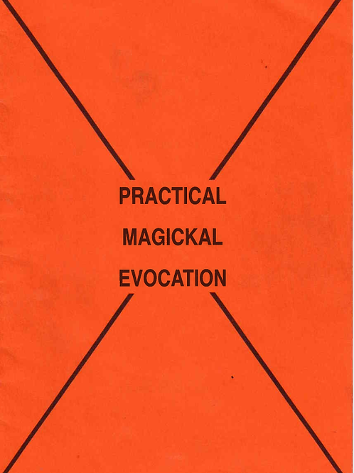 Practical Magic Evocation