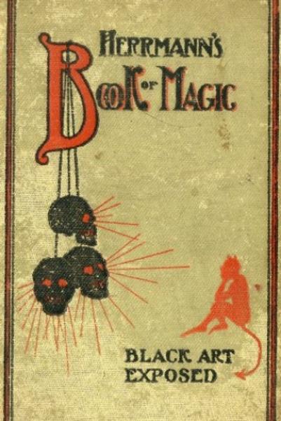 Herrmanns Book of Majic
