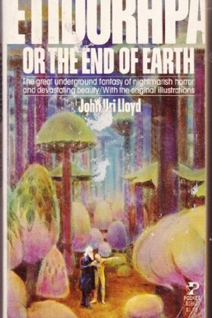 Etidorpha or the End of the Earth - J Uri Lloyd 1897