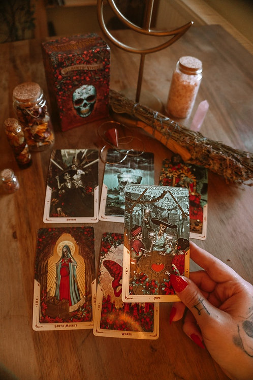 Learning the Tarot in 19 Lessons