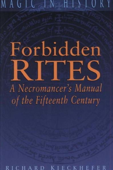 Forbidden Rites - Necromancy