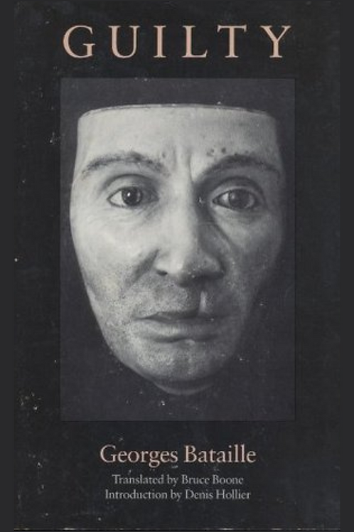 Guilty - Georges Bataille