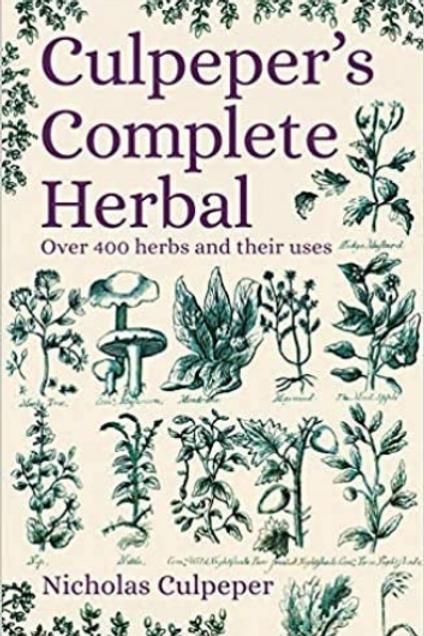 Culpeper's Complete Herbal - N Culpeper 1880