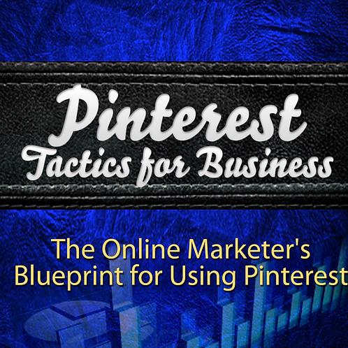 Pinterest Tactics for Business