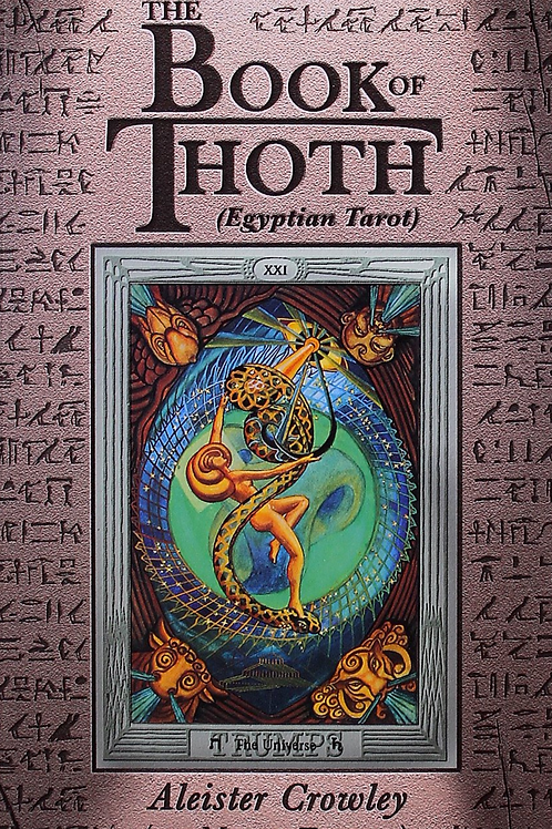 Aleister Crowley - Book of Thoth