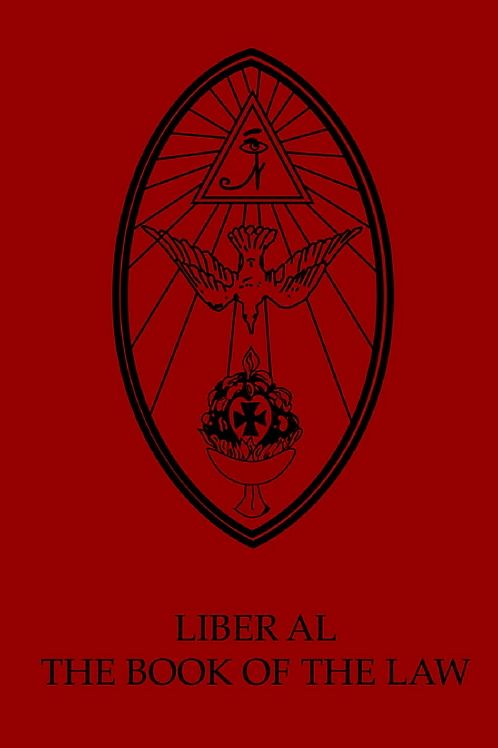 Book of The Law - Aleister Crowley
