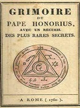Grimoire of Honorius