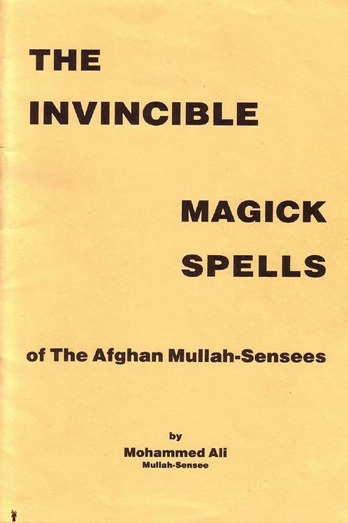 Invincible Magick Spells of Mullah-Senses