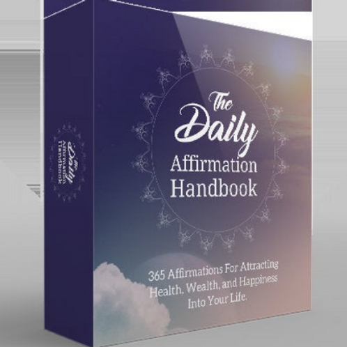 Daily Affirmations Handbook! Change YOUR Life 10 Videos and Books