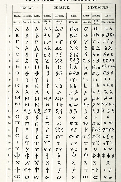 Greeks and Goths A Study on the Runes - I Taylor