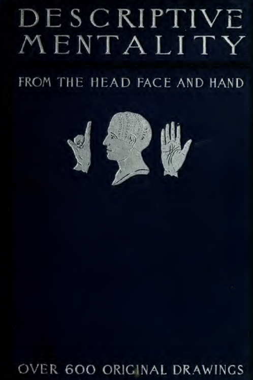 Descriptive Mentality by the Face and Hand