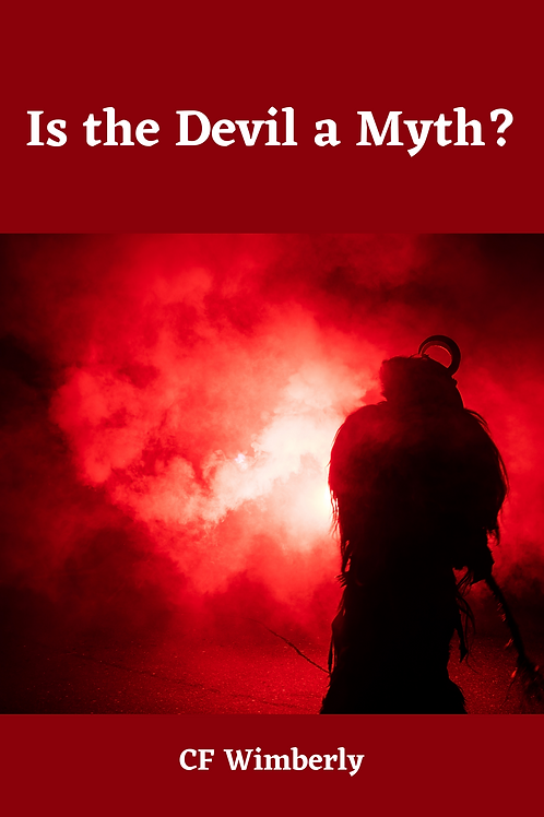 Is the Devil a Myth - CF Wimberly