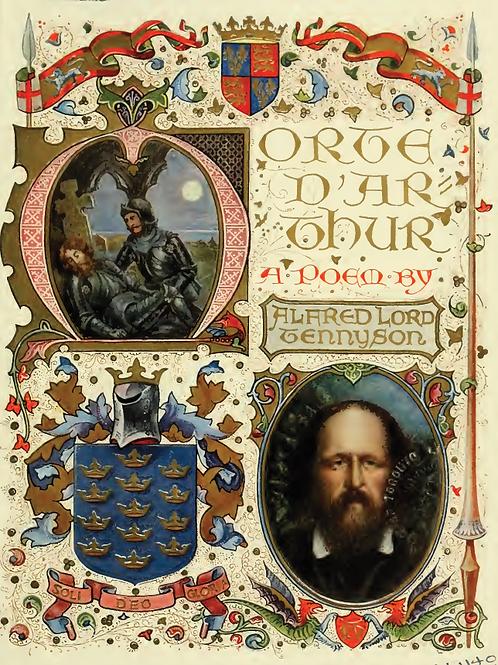 Morte D'Arthur A Poem - Alfred Lord Tennyson