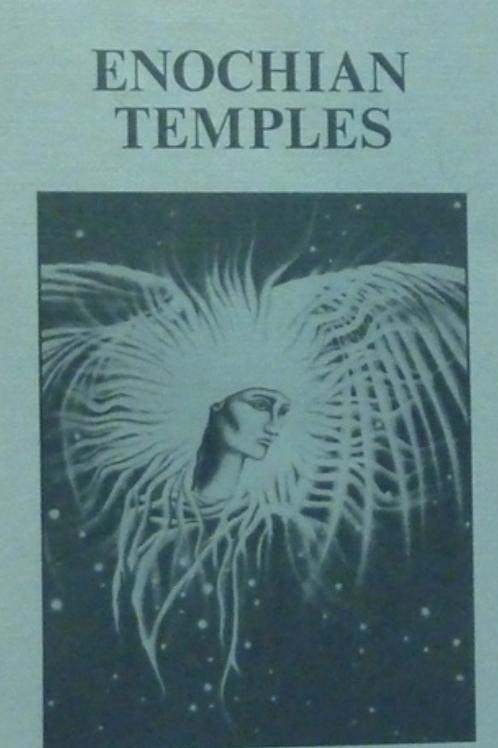 Enochian Temples 7 Books