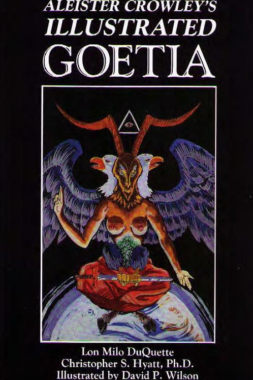 Aleister Crowleys Illustrated Goetia