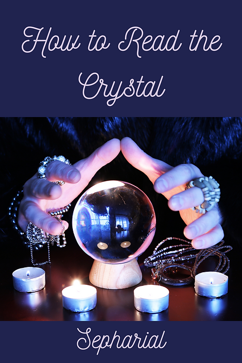 How to Read the Crystal - Sepharial