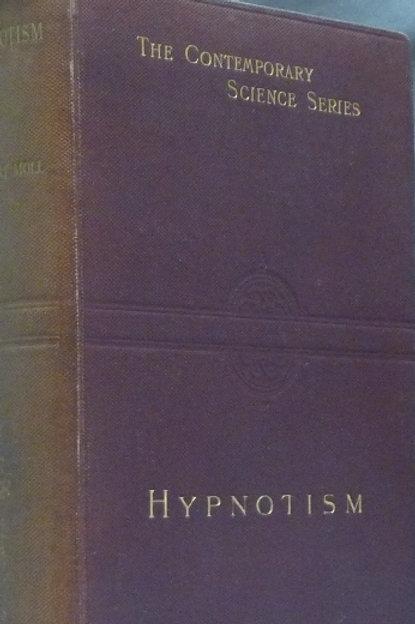 Hypnotism - Dr. Albert Moll