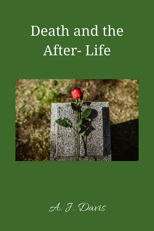 Death and the After- Life - A. J. Davis