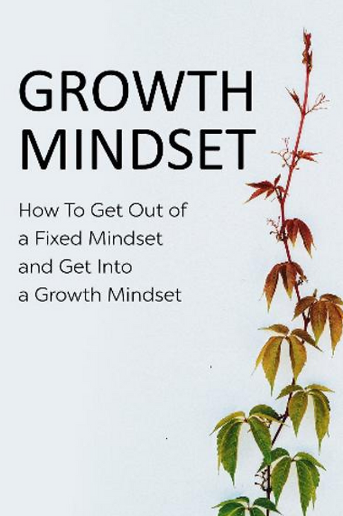 How to Change Your Defeating Mindset- Book with Audio