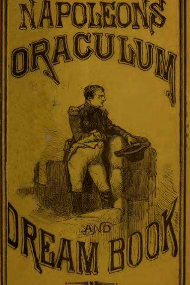 Napoleon's Oraculum and Dream Book 1884