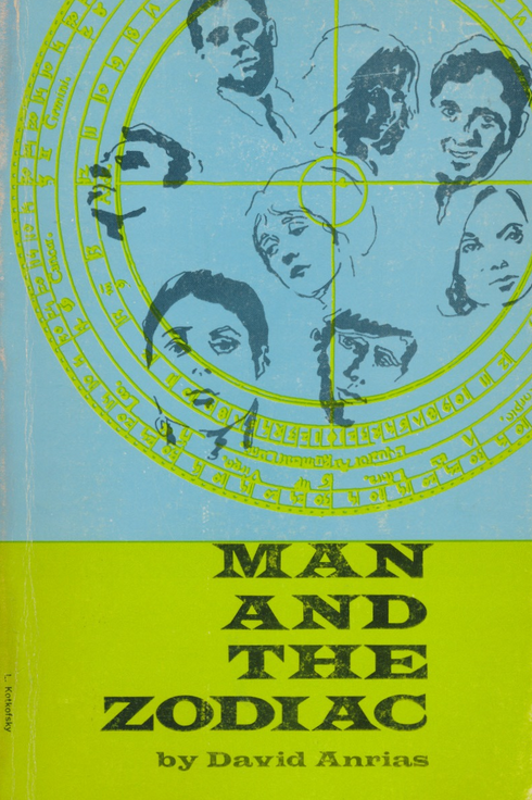 Man and the Zodiac - D Anrias 1938