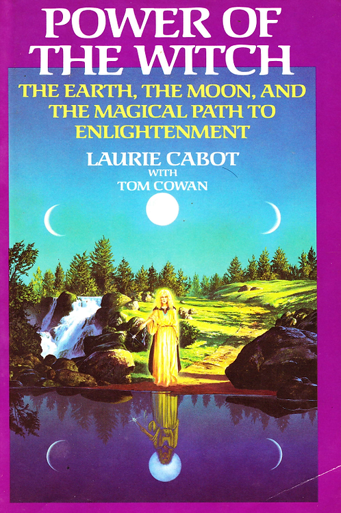 Power of the Witch Laurie Cabot