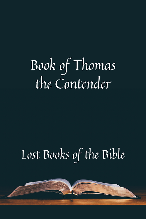 Book of Thomas the Contender