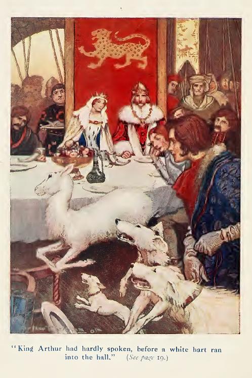 Stories of King Arthur - A L Haydon