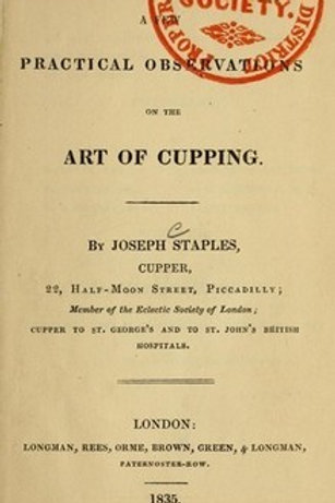 A Few Practical Observations on the Art of Cupping