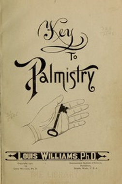 Key to Palmistry Louis Williams