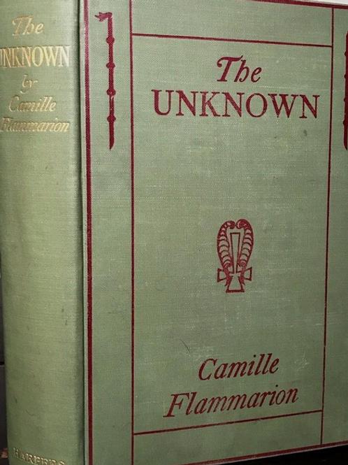 L'Inconnu The Unknown - C Flammarion