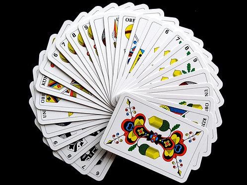 Tarot Card Class