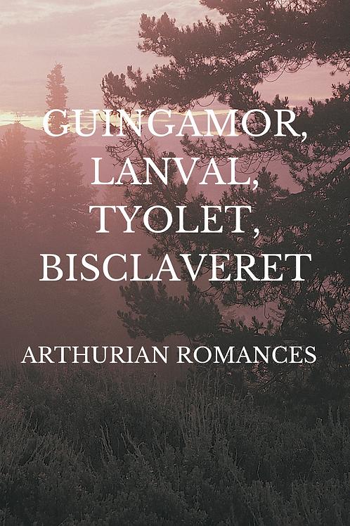 Guingamor, Lanval, Tyolet, Bisclaveret - J Weston