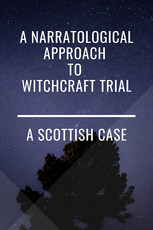 A Narratological Approach to Witchcraft Trial